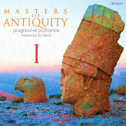 Masters of Antiquity #1