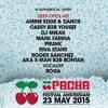 2015.05.23 - Amine Edge & DANCE @ Pacha Festival, Amsterdam, NL