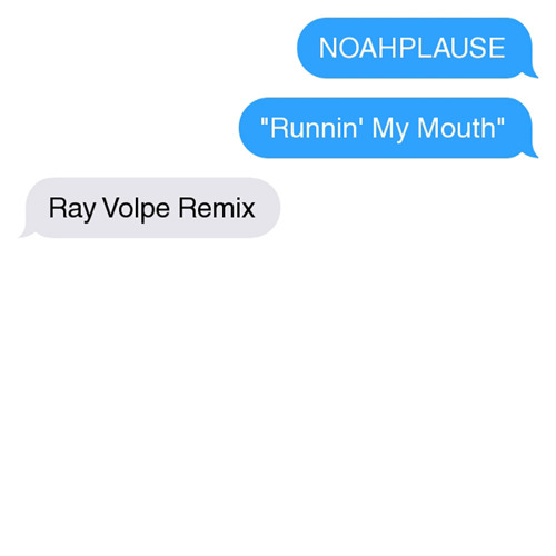 NOAHPLAUSE - Runnin (Ray Volpe Remix)