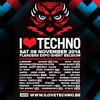 I Love Techno 2014 (Exclusive)