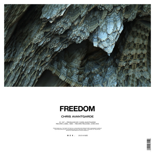 Chris Avantgarde - Freedom (Out now)