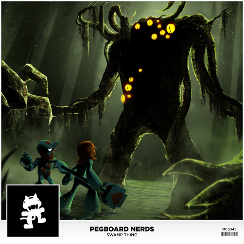 Pegboard Nerds Swamp Thing By Monstercat Free Listening On