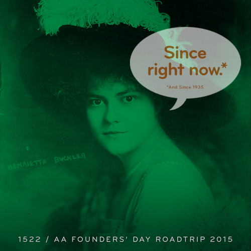 Episode 1522: AA Founders' Day Roadtrip 2015