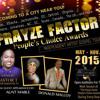 Prayze Factor Tour In A City Near You 2015