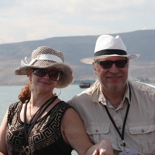 Pilgrimsresan - En Resedagbok Fran Israel