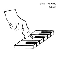 Chet Faker Bend Artwork