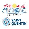 Annonce la fête de la musique à Saint-Quentin