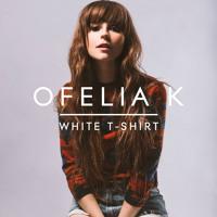 Ofelia K White T-Shirt Artwork
