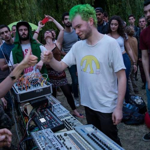 Acid'Home - Jaquarius - Live Au Parc Des Beaumonts À Montreuil Pour La Microclimat - 14062015