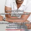 Luthando Daniels Motivation With DjSizwe ( Yop Drive Show)
