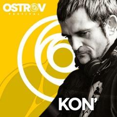 Ostrov Festival Podcast#3 By DJKon'