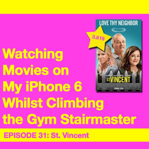 Movie Review 31: St. Vincent (2014)