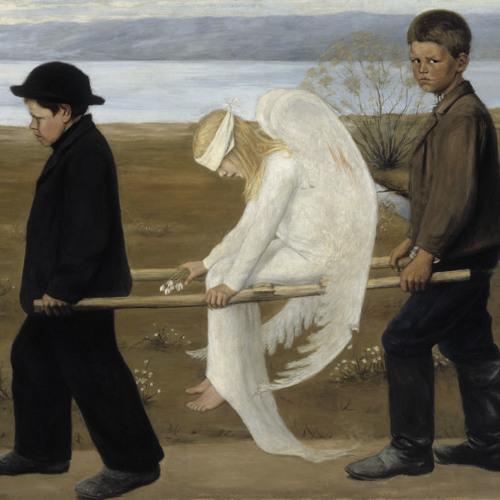 My Sweet, Crushed Angel by Hafiz - read by Yahia Lababidi