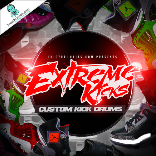 Extreme Kicks Vol. 1 Audio Demo -  Download At JuicyDrumKits.com