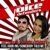 Feel Good Inc./ Somebody told me (Gorillaz/The Killers mashup) -Ana C. feat Lelo F.