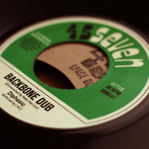 "Diphasic - Backbone Dub (45711, 7"", 2015)"