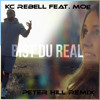 KC Rebell feat. Moé - Bist Du Real (Peter Hilberg Remix)