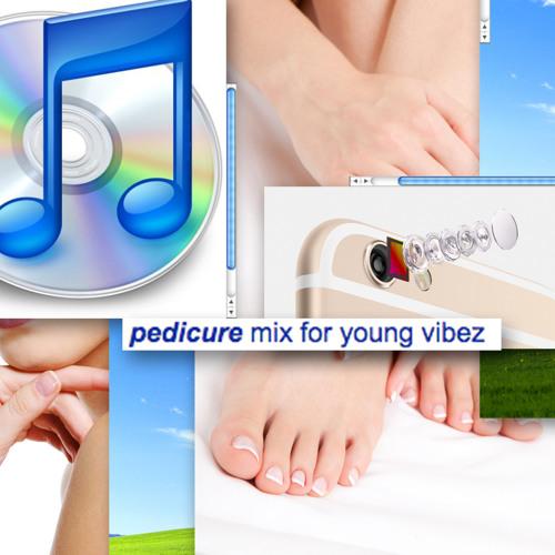 PEDICURE MIX FOR YOUNG VIBEZ™ by MEME VIVALDI