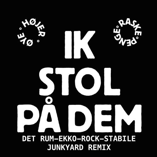 IK STOL PÅ DEM Det Rum-Ekko-Rock-Stabile Junkyard Remix