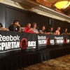 Reebok Spartan Race Athlete Panel - Breckenridge Sprint - Christmas Abbott with Pro Obstacle Racers