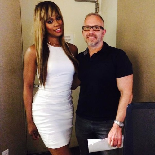 Laverne Cox Of OITNB Talks About How Men Who Love Transgender Women Are Stigmatized
