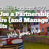 BP Podcast 127: How to Use a Partnership to Acquire (and Manage) 100+ Units with James Wise