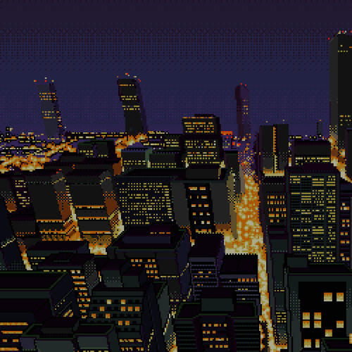 Hot Nights In Los Angeles