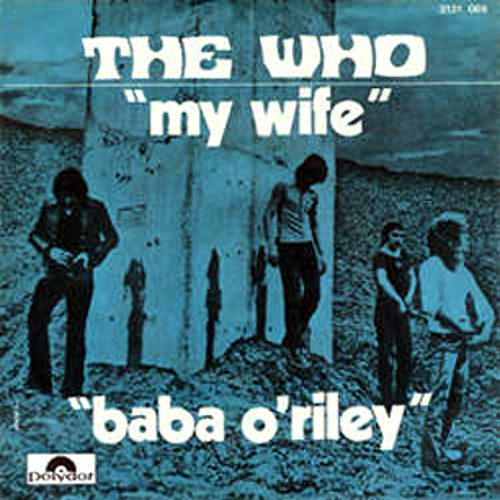 The Who - Baba O'reiley (Owen The Saint Remix)