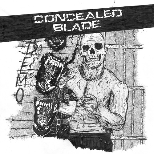 CONCEALED BLADE - Cut From The Chain