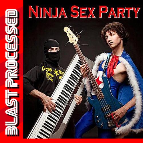 ninja sex party sex og porno video