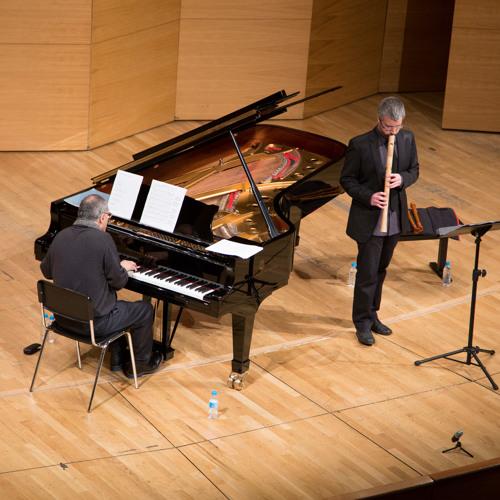 La Spagna improvisation — Enrico Pieranunzi & Vicente Parrilla duo