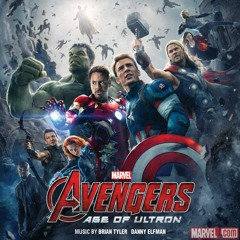 """Avengers: Age of Ultron """"Rise Together"""" by Brian Tyler"""