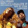 Legalize It Peter Tosh RMX - Mr Aya & Leah Rosier feat Edsik & Neotron