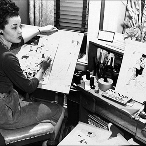 A Brief History of Women Working in the Comics Industry