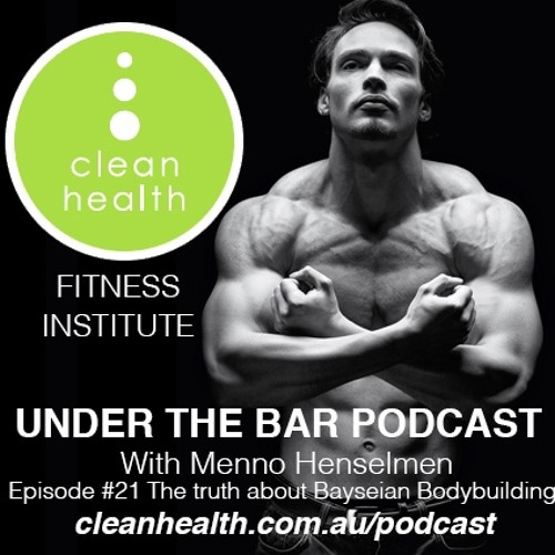 Menno Henselmans - Special guest on episode 20 of Under The Bar Podcast