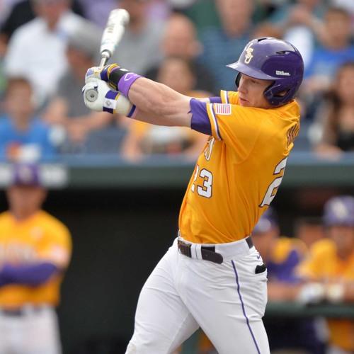 LSU Baseball vs. TCU (CWS) - June 18,  2015