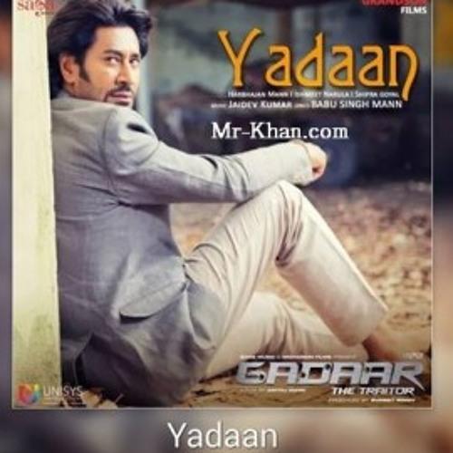 Yadaan- Gadaar Harbhajan Mann