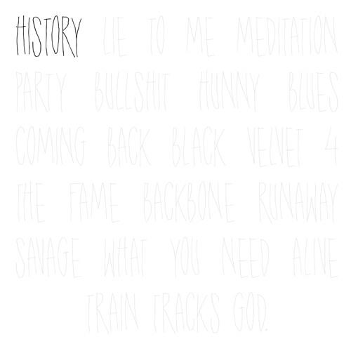 History - Featuring Kokayi (feat. Mikki)
