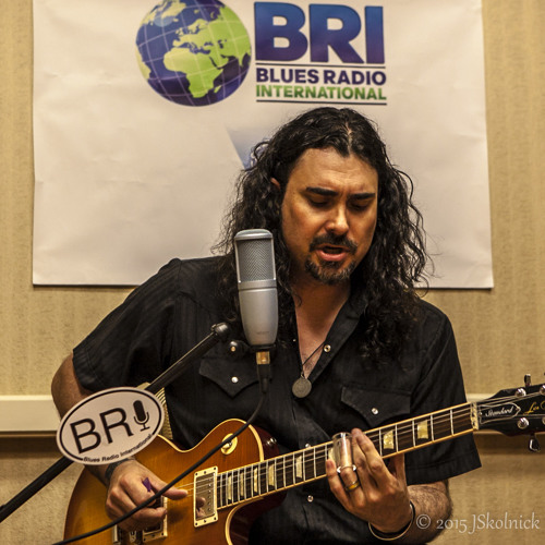 Blues Radio International June 22, 2015 0100 GMT Broadcast