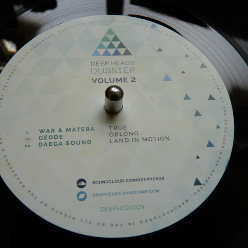 Daega Sound - Land In Motion - Deep Heads