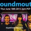 "#KINKmornings: Houndmouth's ""Sedona"" - June 19, 2015"