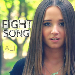 Fight Song - Rachel Platten - Cover By Ali Brustofski (This is my Fight Song)
