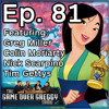Disney Movies And Boxer Briefs - The GameOverGreggy Show Ep 81