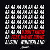Alison Wonderland - U Don't Know (feat. Wayne Coyne) (Slander Remix)