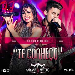 Mariana & Mateus - Te conheço (DVD)