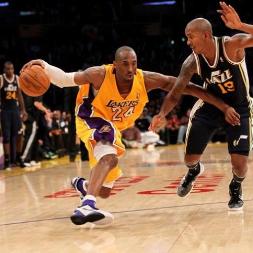 Kobe很少秀花式運球,是他不會嗎?詹姆斯:這才是會打球的人!-Haters-黑特籃球NBA新聞影音圖片分享社區