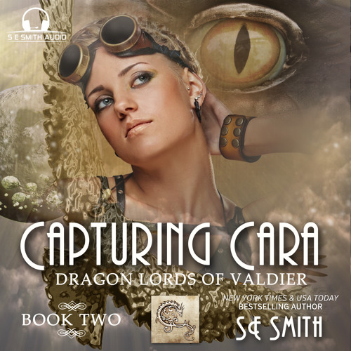 Capturing Cara: Dragon Lords of Valdier Book 2