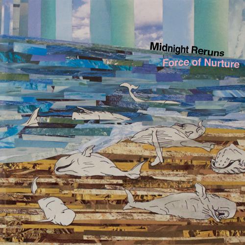 """Midnight Reruns """"Force Of Nurture"""" LP"""