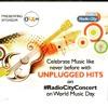 RADIO CITY Concert on World Music Day - Subho