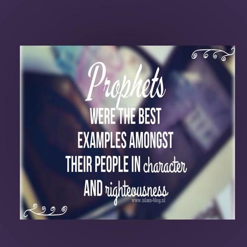 Prophethood In Islam
